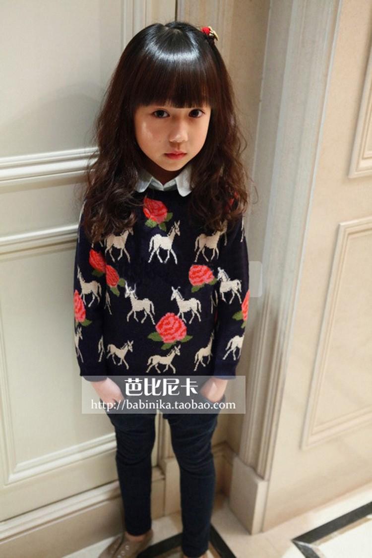 Girl sweater-13
