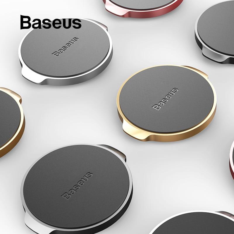 Baseus Univeral Magnetische Auto Telefon Halter Air Vent Halterung Magnet Dashboard Auto Halter Schreibtisch Wand Aufkleber Handy Halter Stehen
