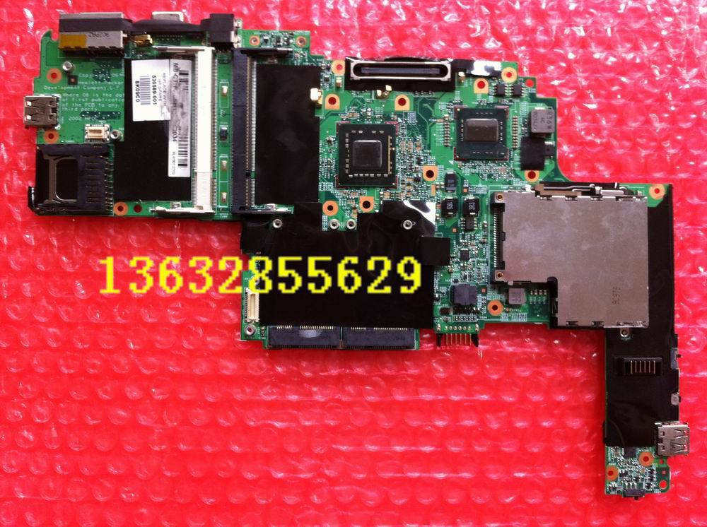 501481-001 Laptop Motherboard for HP Elitebook 2730P main board SU9300 1.2 GHz DDR2 full Tested