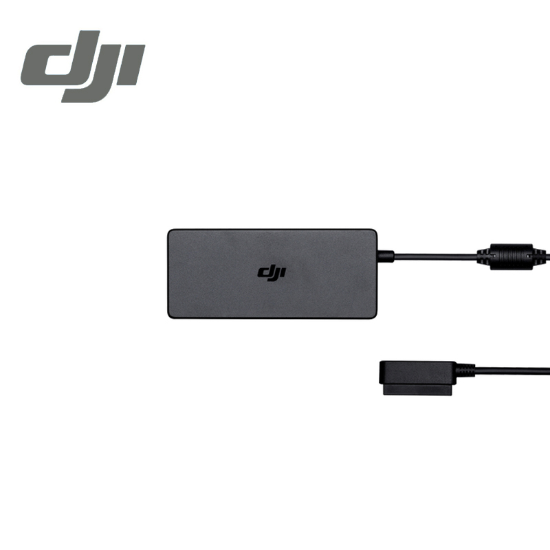 DJI Mavic 50W Battery Charger AC Power Adapter ( Without AC Cable ) for Mavic Pro Intelligent Flight Battery Charger Original dji spark battery charger hub ac power adapter intelligent flight battery charger original