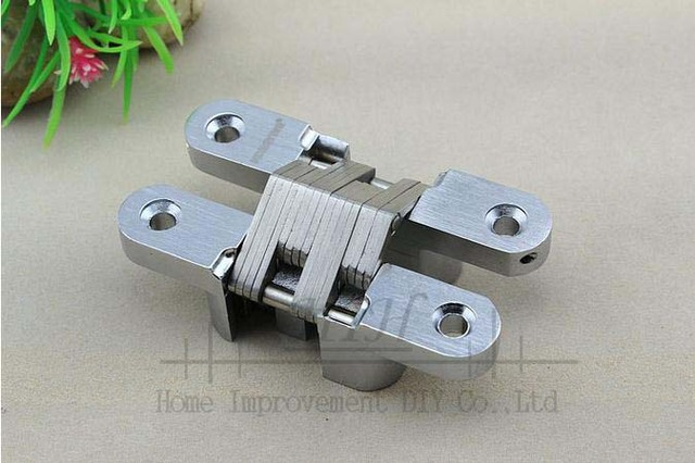 Free Shipping 20 pcs Hidden Hinge Duty Conceae Hinges Invisible doors 140# soft closing hinges Fire doors hinges