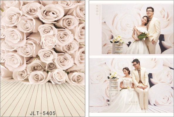 Vinyl Backdrops for Photography Wedding Photo  Background Studio Prop Valentine's day backdrops JL-5405 200 300cm wedding background photography custom vinyl backdrops for studio digital printed wedding photo props