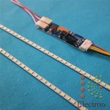 485 мм СВЕТОДИОДНАЯ лампа Подсветки Полосы Комплект Регулируемой яркостью, Обновите 22 «22 дюймов CCFL ЖК-Экран LED