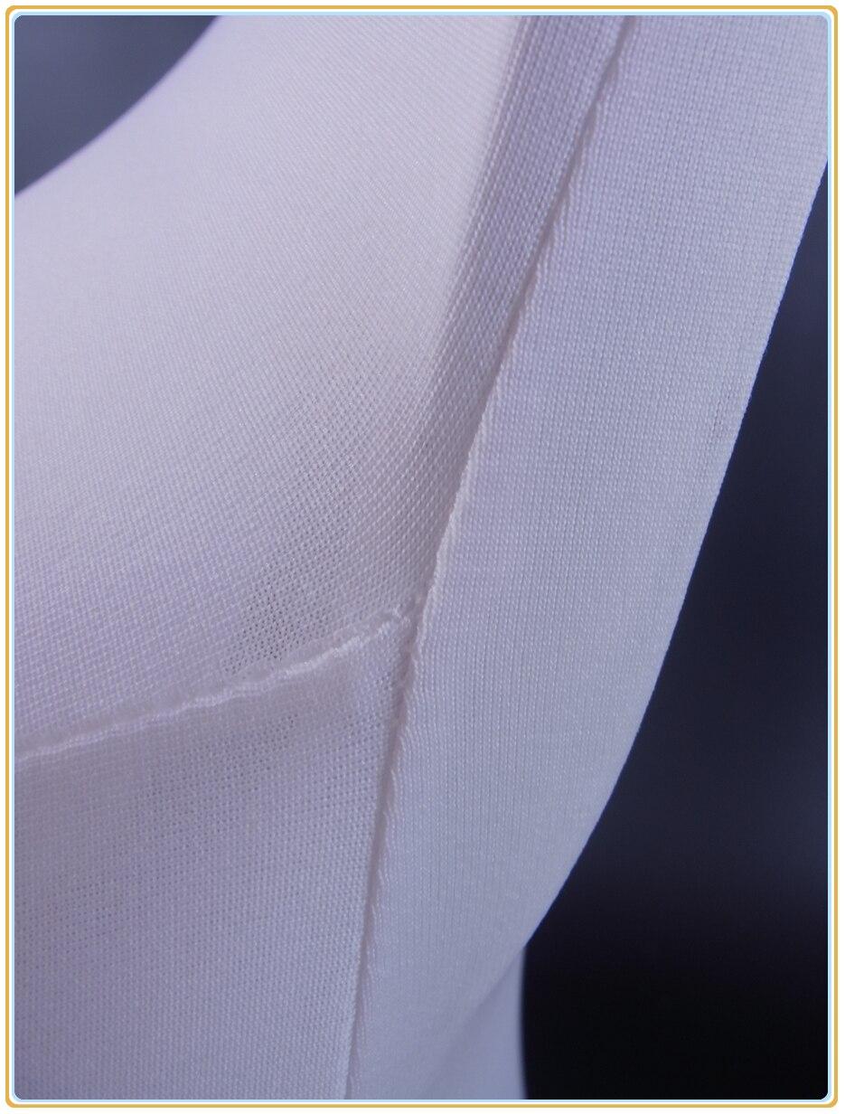 50 sztuk biały uniwersalny rozciągliwy poliester Wedding Party elastan pokrowce na krzesła w Pokrowiec na krzesło od Dom i ogród na  Grupa 2