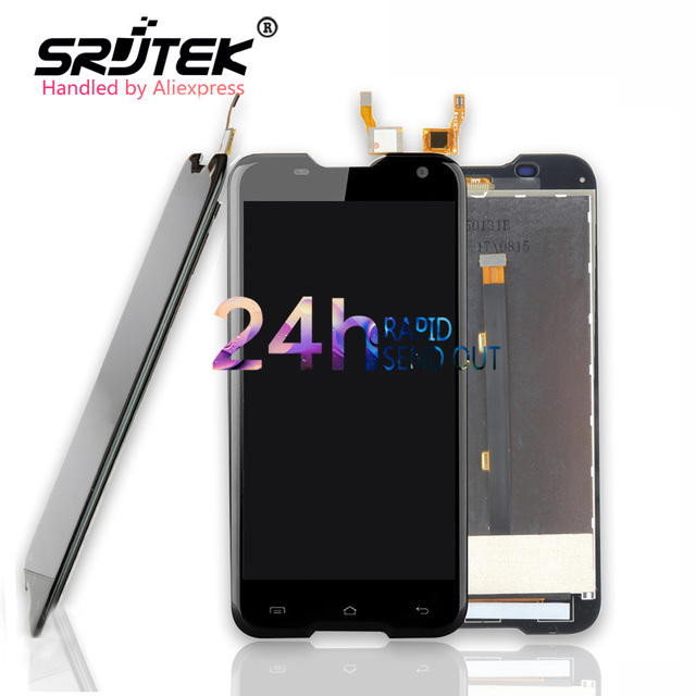 For Original Blackview BV5000 LCD Screen Display+Touch Screen Digitizer Sensor Glass Assembly Replacement