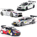 1:32  Metal Model Car Kids Toy Vehicles for children Hot wheels train steering-wheel Pull Back Racing Car DS M3 Z4GT3 DTM