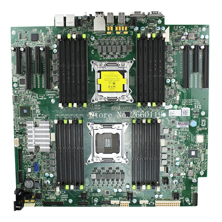 Server Motherboard For T620 MX4YF 658N7 3GCPM Mainboard Fully Tested