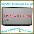 15.6 delgado lcd de matriz Para El ASUS U50VG X550E X550C X502C X502CA S56 556 K55C X501A A56C Y581C X550V A550C X501A notbook pantalla 40pin