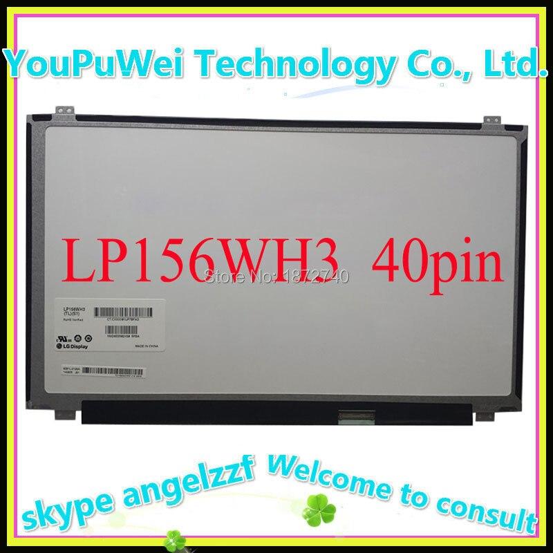 Prix pour 15.6 slim lcd matrice Pour ASUS U50VG X550C X550E X502C X502CA S56 556 K55C X501A A56C Y581C X550V A550C X501A notbook écran 40pin