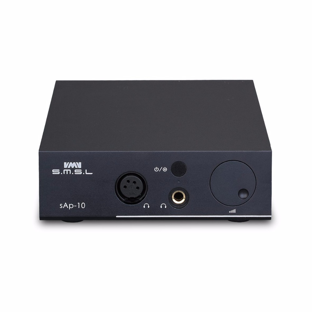 smsl sap 10 headphone amplifier tpa6120a2 desk balanced amp supports xlr balanced rca analog. Black Bedroom Furniture Sets. Home Design Ideas