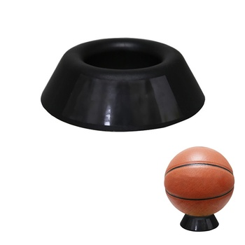 2019 Round Dimple Blocks For Basketball Soccer Volleyball Softball Bowling Ball Pedestal Display Stand Holder image