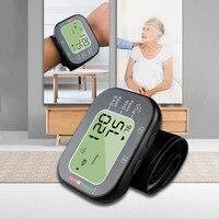 Tensiometro Digital Pulsometro Wrist Sphygmomanometer Blood Pressure Monitor Full automatic Electronic Wrist Meter Medical