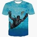 New Arrive Men Women Summer Casual tee shirts Funny Deadpool Wanna Taco 3D t shirt Street Hip Hop tshirts tops Drop Ship