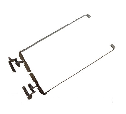 Laptop LCD Hinges Hinge with Bracket Replacement for HP Pavilion DV7-6000 DV7-6135dx Right /& Left 17.3inch 33.4RN14.101 33.4RN13.101