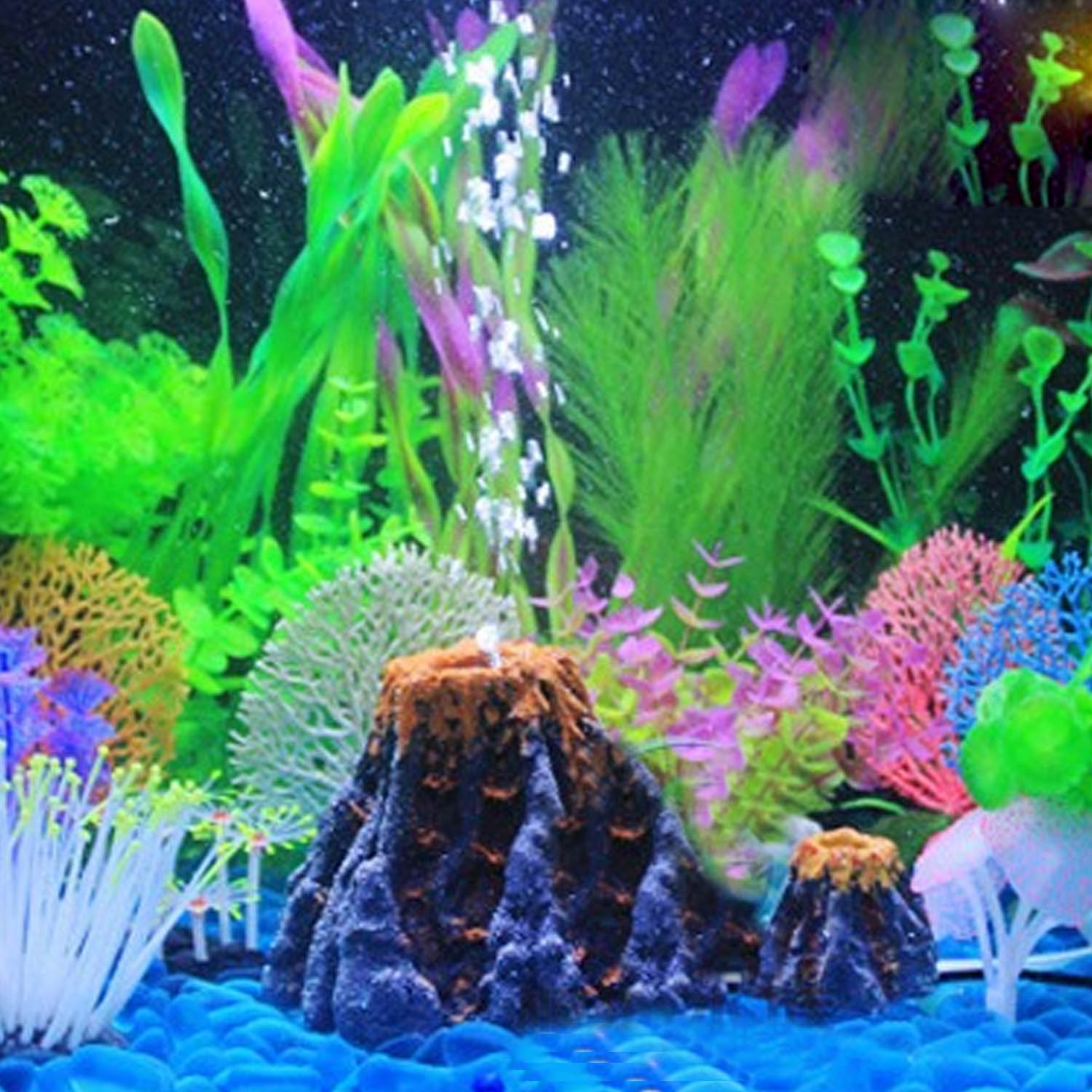rene decor underwater things artificial real the create can still brozovich pin pinterest than natural decorations saltwater a using by have even if rather scene coral you fish and aquariums decoration tank aquarium on
