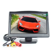 New 5 Inch TFT LCD Car Monitor Car Rearv