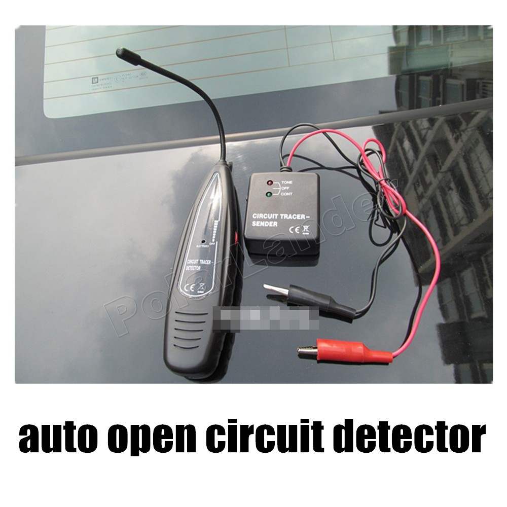 Short Finder Open Auto Circuit Detector Car Wiretracker Repair Tool Hot Sale Automotive Tracker Tester For All Cars Tone Tracer