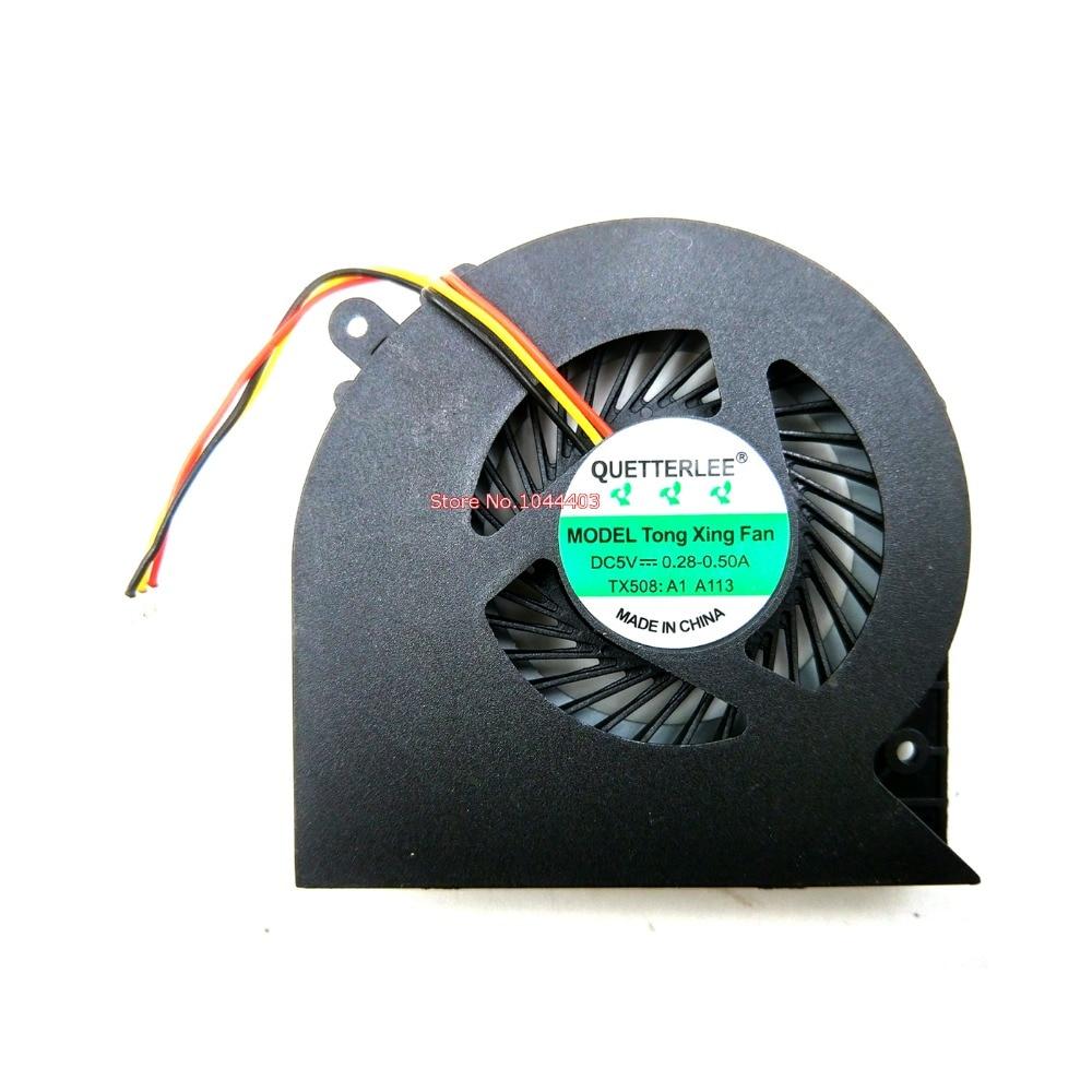 For Toshiba Satellite L855-188 CPU Fan