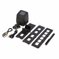 High Resolution Scanner Digital Converts USB Negatives Slides Photo Scan Portable Digital Film Converter 2 4