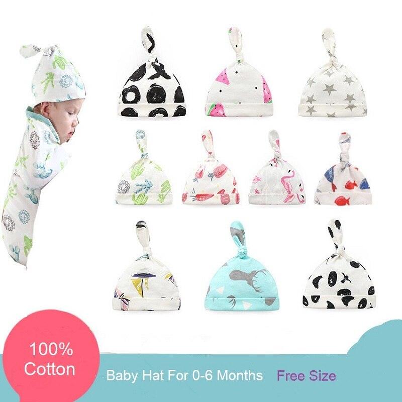 Baby Hat Newborn Photography Props Cap Accessories Kids Boy Girl Kinderen Muts Child Beanie Toddler Hats Children Touca Infantil(China)