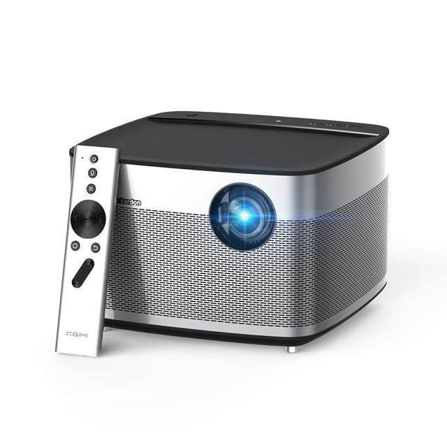 "XGIMI H1 DLP Projector 900ANSI Lumens Full HD 3D 1080P Support 4K Video LED 300"" Android Home Theater Projector"