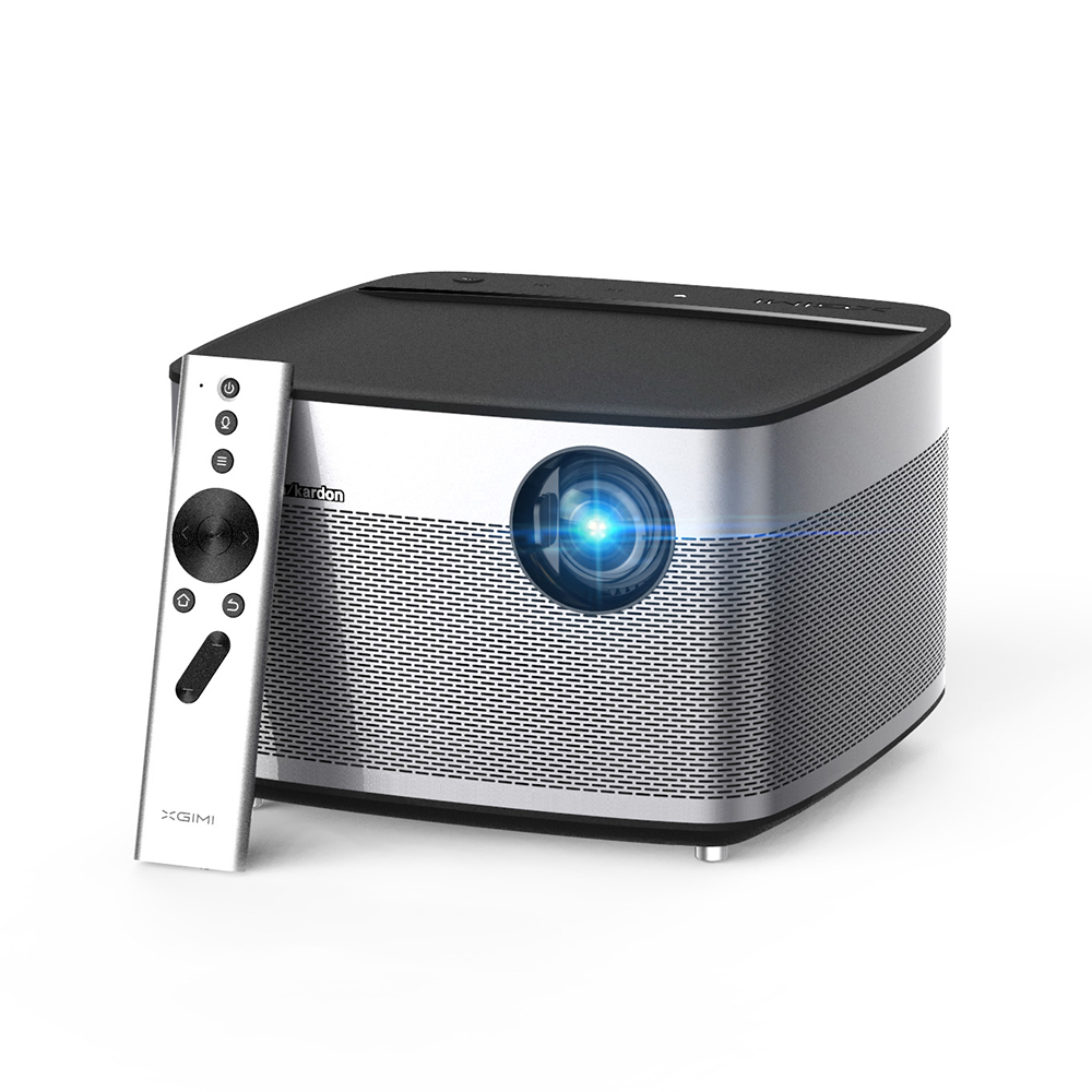XGIMI H1 DLP Projector 900ANSI Lumens Full HD 3D 1080P Support 4K Video LED 300 Android Home Theater Projector