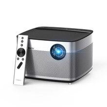 "XGIMI H1 DLP Projektör 900 ANSI Lümen Full HD 3D 1080 P Desteği 4 K Video LED 300 ""Android ev sineması projektörü"