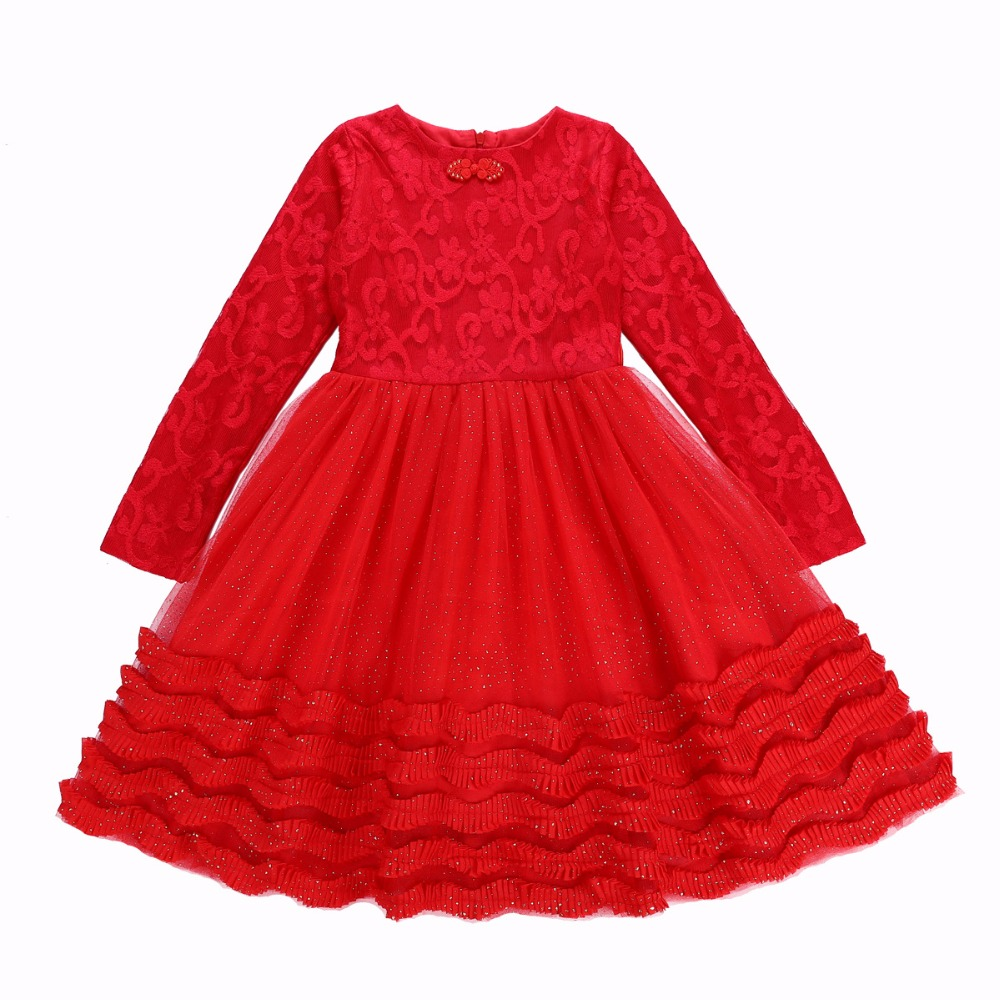 Good Girls Tulle Dresses Baby Kids Clothes Princess Floral Print Party Cosplay Costumes Children Clothing Roupa Menina 4 6 8 10 Years Fine Workmanship Dresses Girls' Clothing