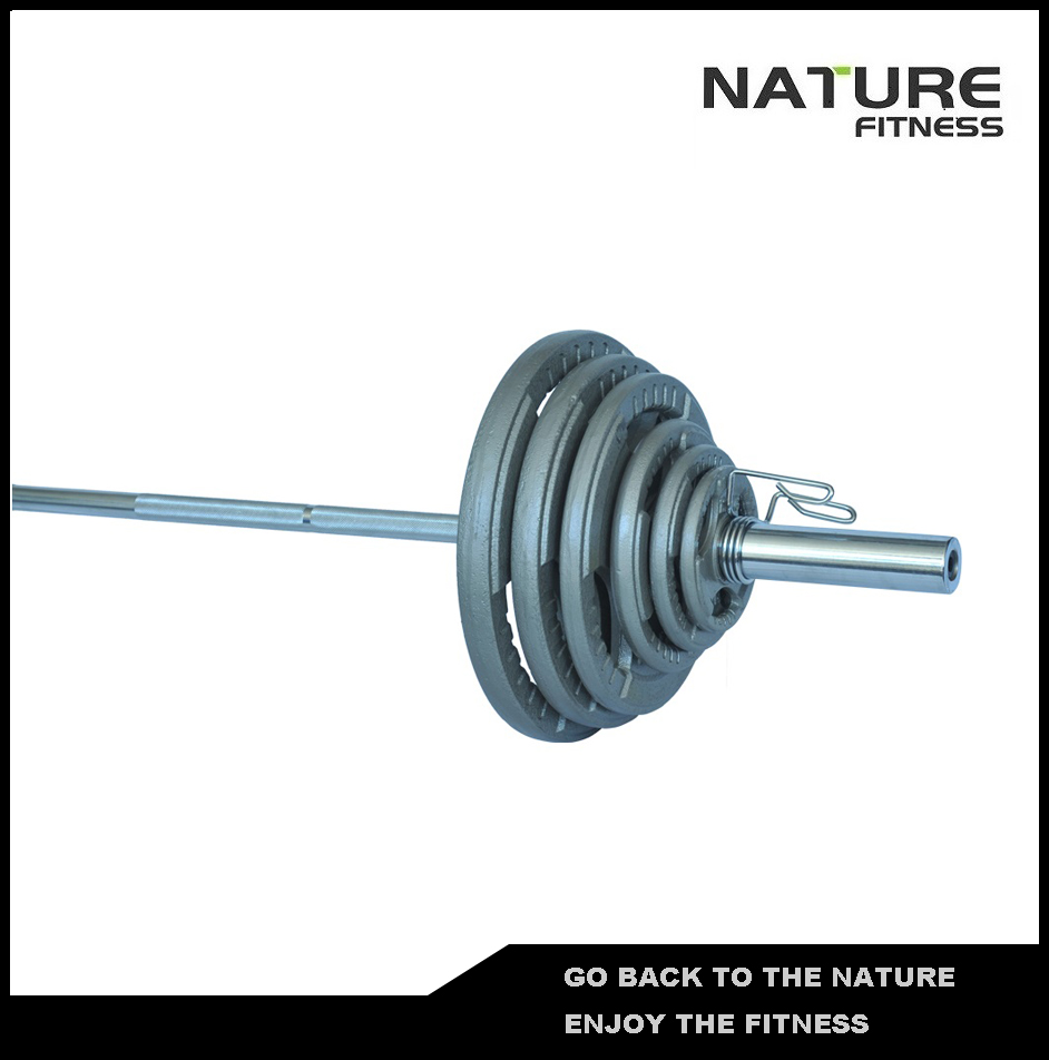 180kg Professional Adjustable Gym Hammertone Barbell Weight Plates Set Fitness Equipment for Weightlifting Strength Training