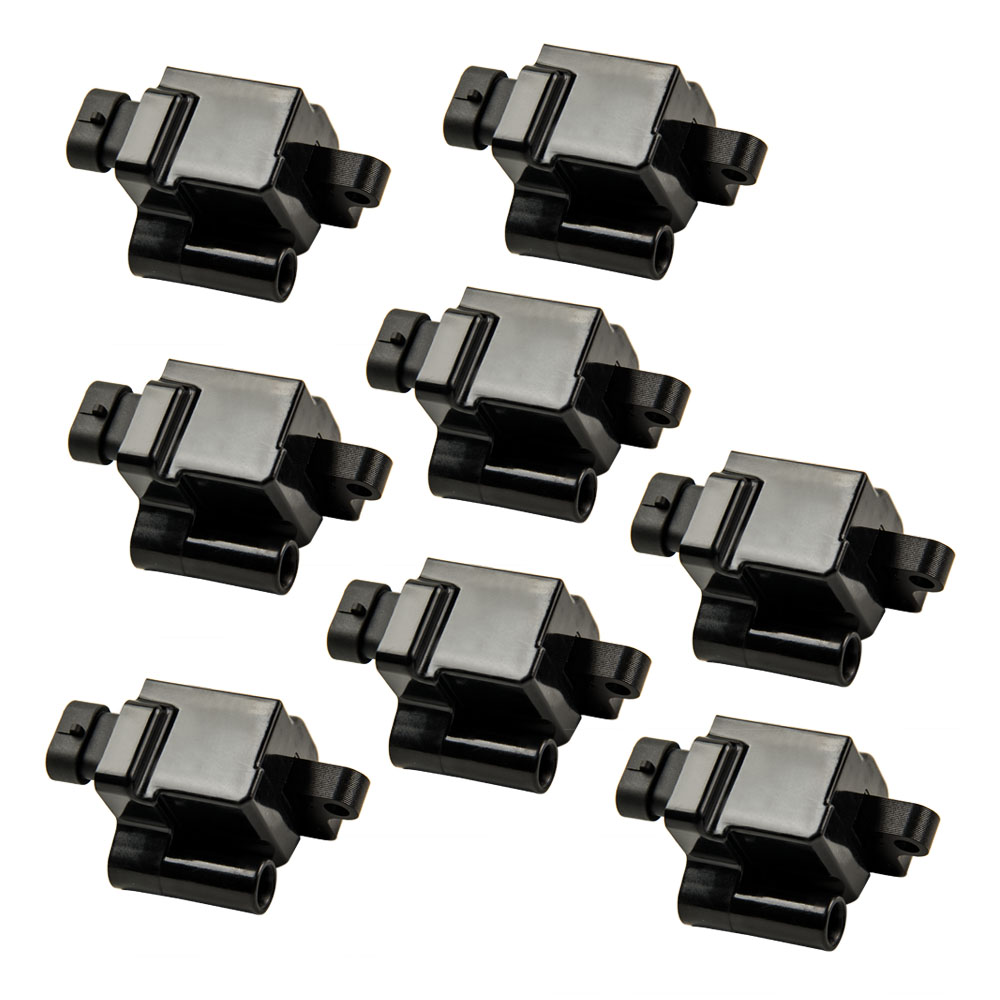 Set of 8 Ignition Coil for Chevy GMC Cadillac 4.8L 5.3L 6.0L C1208 D581 UF271