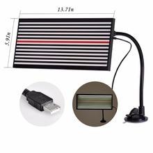 PDR светодиодный светильник для линии Dent Reflector, инструменты для ремонта вмятин, детектор вмятин для кузова автомобиля, удаление вмятин