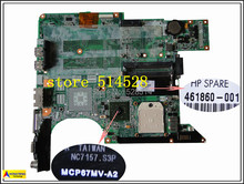 original 461860-001 For Compaq Presario F700 Laptop Motherboard 100% Test ok