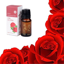 Famous brand 0 shipping fee pure natural aromatherapy Rose essential oil Aphrodisiac effect Relax Skin care 10ml/Bottle famous brand oroaroma free shipping natural musk essential oil relieve the nerve balance mood aphrodisiac musk oil