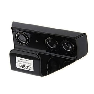 Image 5 - Zoom for XBOX 360 Kinect Sensor Wide Angle Lens Sensor Range Reduction Adapter For Microsoft XBox 360 Video Game Movement Sensor