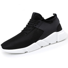 2019 new spring men casual running sports shoes non-slip casual mesh sneakers breathable Korean version of the wild couple shoes цена 2017