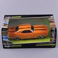 Maisto 1969 Pontiac Firebird 1 1:24 Сплава Модель Автомобиля Игрушки Diecasts и Toy Транспорт Коллекция Детские Игрушки Подарок