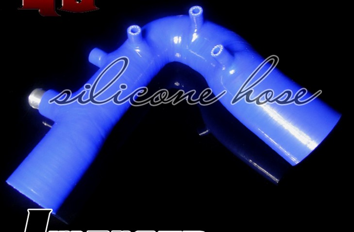 K8 SILICONE INTAKE PIPE HOSE INDUCTION FOR SUB Forester SG5/SG9   2002-07