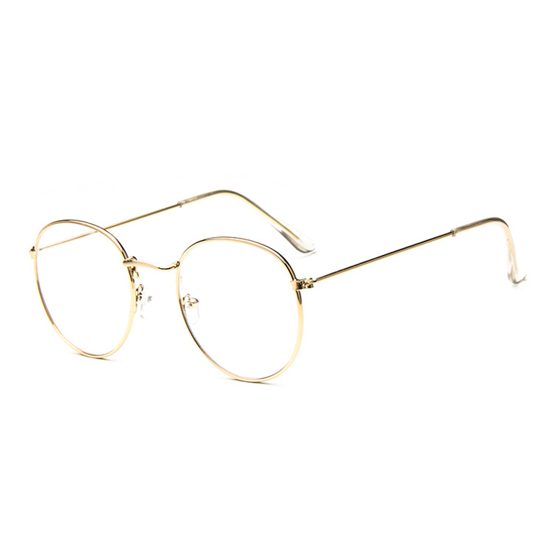 703fbaf8b7 Dropwow 2018 Retro Vintage Women Eye Glasses Frames Clear Lens ...