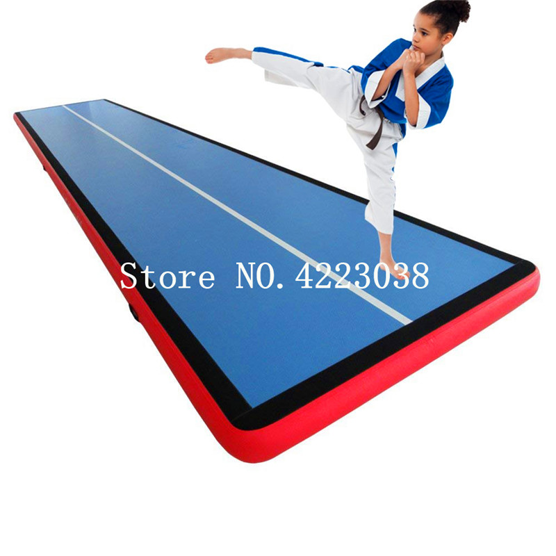 Free Shipping Free Pump 4x1x0.2m inflatable air tumbling mat for training fitness air track sports exercise matFree Shipping Free Pump 4x1x0.2m inflatable air tumbling mat for training fitness air track sports exercise mat