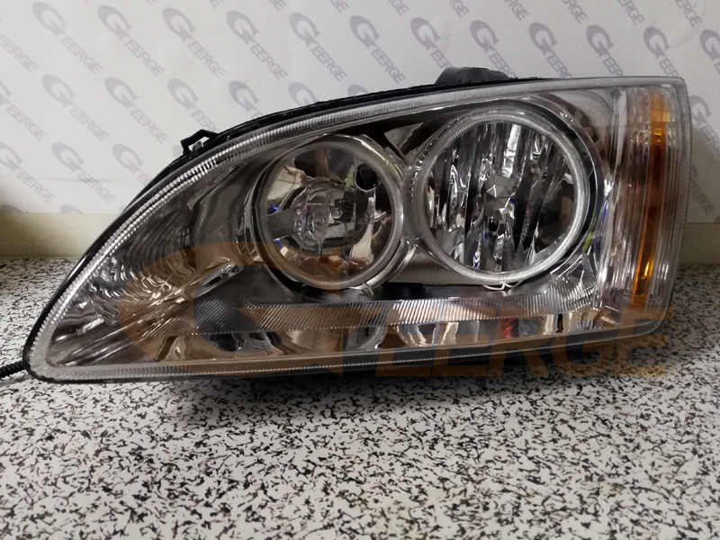 For Ford Focus Ii Mk2 2004 2005 2006 2007 2008 Europe Headlight Excellent Ultra Bright Illumination