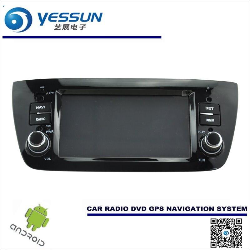 Android Sistema de Navegación del coche Para Fiat Doblo/Fiat Pratico/Vauxhall Co