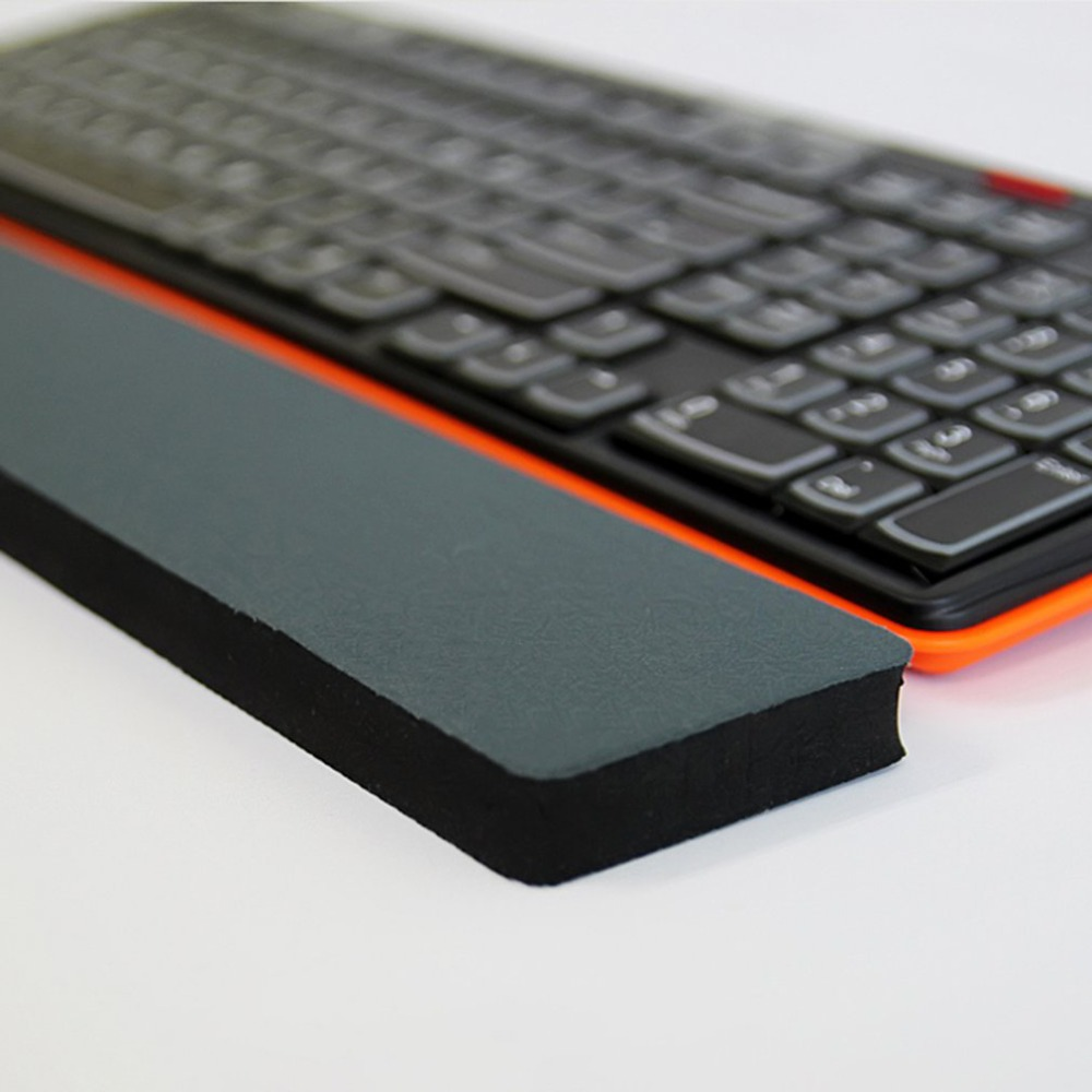 Hand Wrist Keyboard Support Comfortable Wrist Rest Pad For Laptop PC Keyboard Raised Platform Wrist Pad