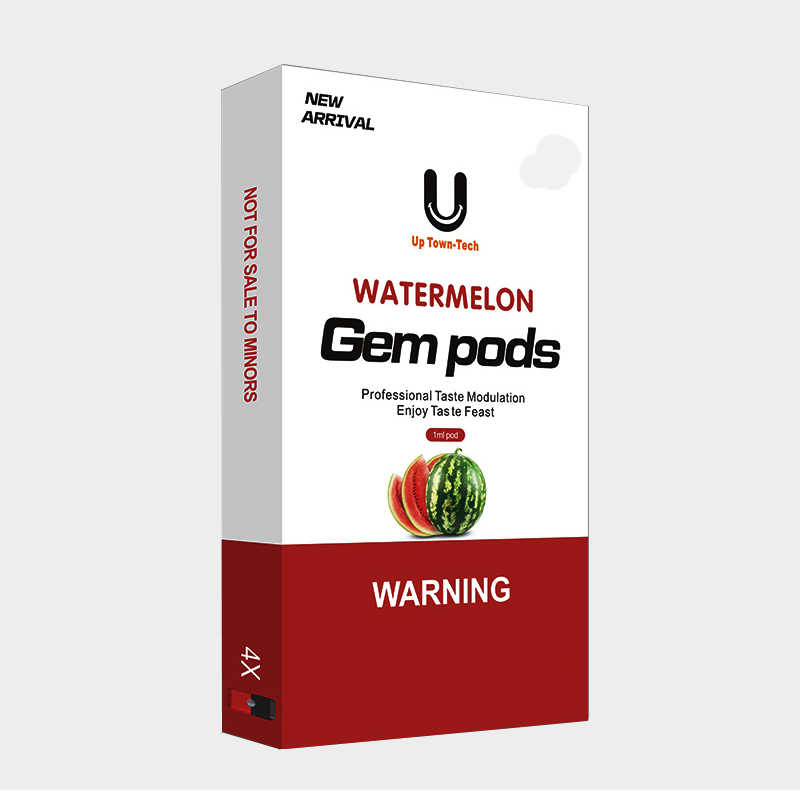 4pcs Vape Pods with 0 7ml Capacity Cartridge Pod 1 4ohm Coil