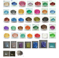45 colores mezclados saludable Natural Mica Mineral DIY tinturas para el jabón jabón 1 lote = 5 g / 10 g * 45 = 225 g / 450 g