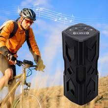 Itek Portable Waterproof Outdoor Sport Stereo Wireless Bluetooth Speakers Dustproof 3600mAh Power Bank Support NFC AUX TF Card