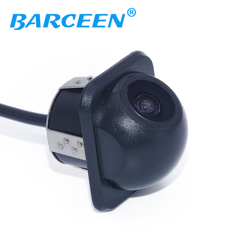 Gyári ár HD CCD autó visszapillantó kamera Vízálló éjszakai látás Széles szögű Luxur autó hátsó kamera hátrameneti biztonsági mentés kamerával