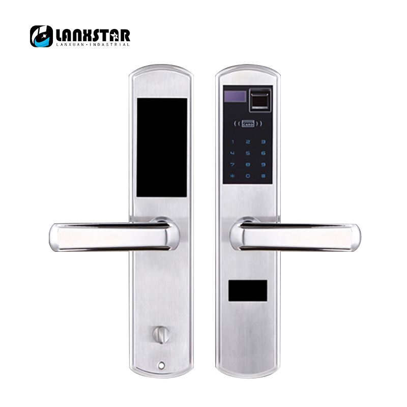 Card Locks Medium Password