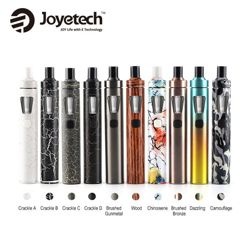 100% Original Joyetech EGo AIO Quick Kit with 2ml Capacity Atomizer Tank All-in-One 1500mAh Battery Kit E Cig Vaporizer Vape Pen