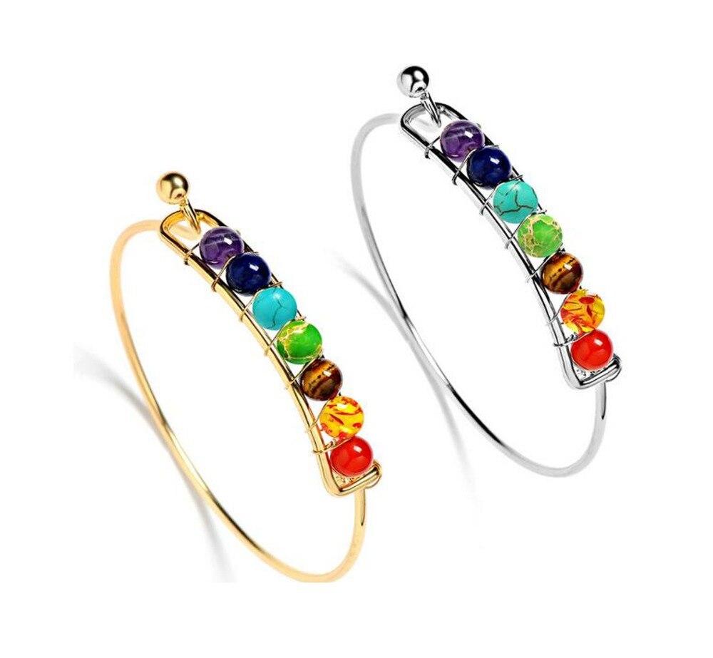 BC012-1 Chakra Bracelets