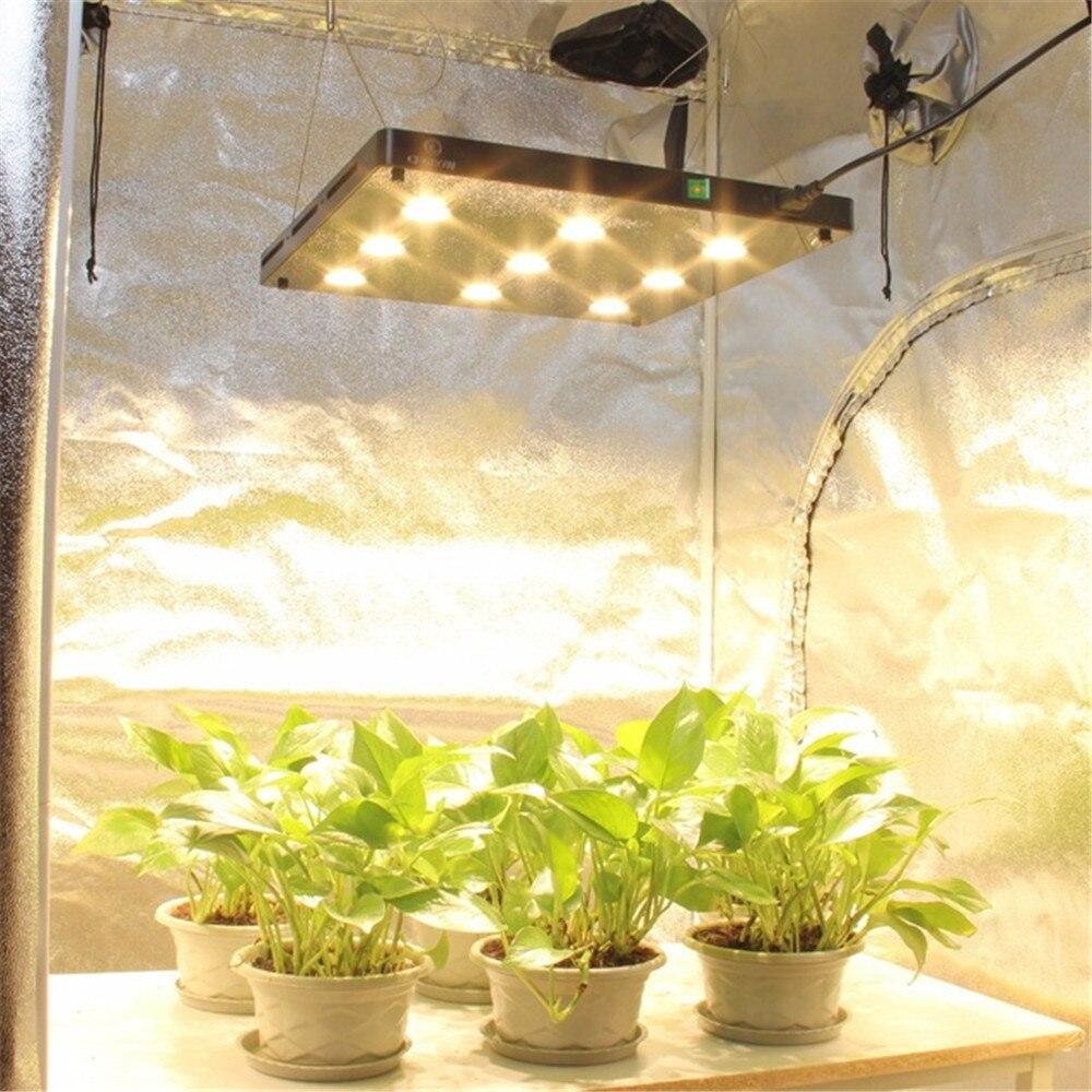 CF grandir LED Ultra-mince cultiver la lumière 360 W 540 W 810 W panneau de croissance à spectre complet pour les plantes hydroponiques tout éclairage de croissance d'étape